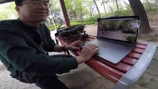 Sony A7M2 4컷 파노라마