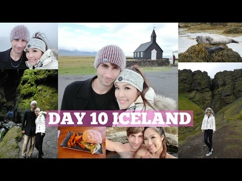 DAY 10 ICELAND: WE WERE BOTHERING!!! | Angelbirdbb