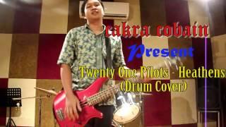 Video Heathens - twenty one pilots (Drum Cover) By Ekskul Drum Surya Bangsa download MP3, 3GP, MP4, WEBM, AVI, FLV Desember 2017