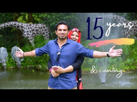 15 years of togetherness || Our journey in a short vlog || Anniversary Vlog from YouTube · Duration:  12 minutes 30 seconds