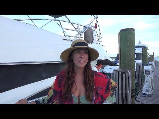 Prestige Dealer Intermarine, Escapades to the Bahamas