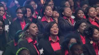 Chevelle Franklyn leads 45,000 people in Worship at Festival of Life - @ Excel, London 2014
