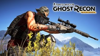 ULTIMATE SNIPER ASSASSIN!! (Ghost Recon Wildlands)