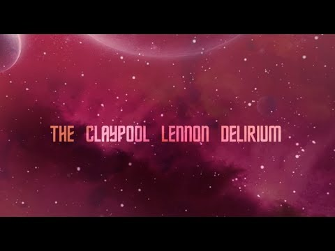 """The Claypool Lennon Delirium (Primus) new song """"Easily Charmed By Fools"""" released..!"""