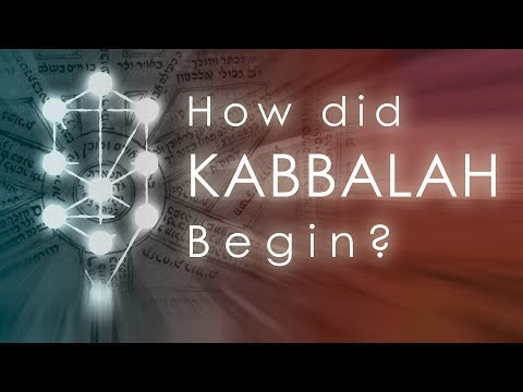 How Did Kabbalah Begin? Brief History Of Jewish Mysticism