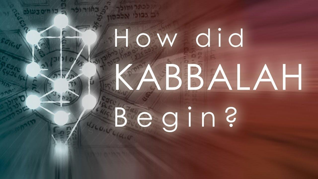 How did Kabbalah Begin? Brief History of Jewish Mysticism