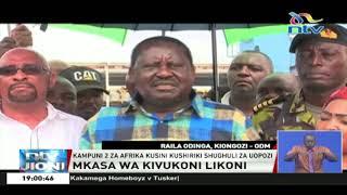 Mkasa wa Kivukoni Likoni: Raila atoa amri huku shughuli za uopozi zikiendelea