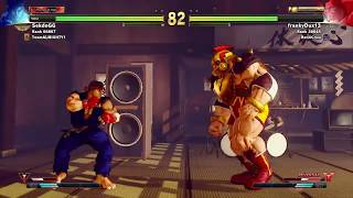 STREET FIGHTER V-another win