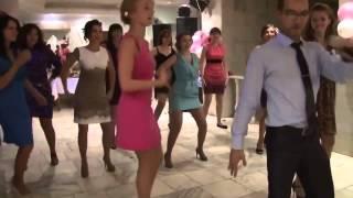 Вот это танцы!! Свадьба угар мега ржач смешно!!!!!