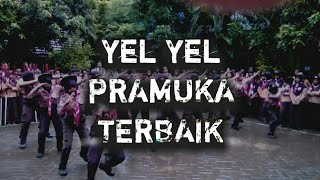 Juara 1 Yel Yel Pramuka Terbaik SMPN 2 Kota Pasuruan