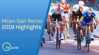 Milan San-Remo 2019 | Full Race Highlights | inCycle