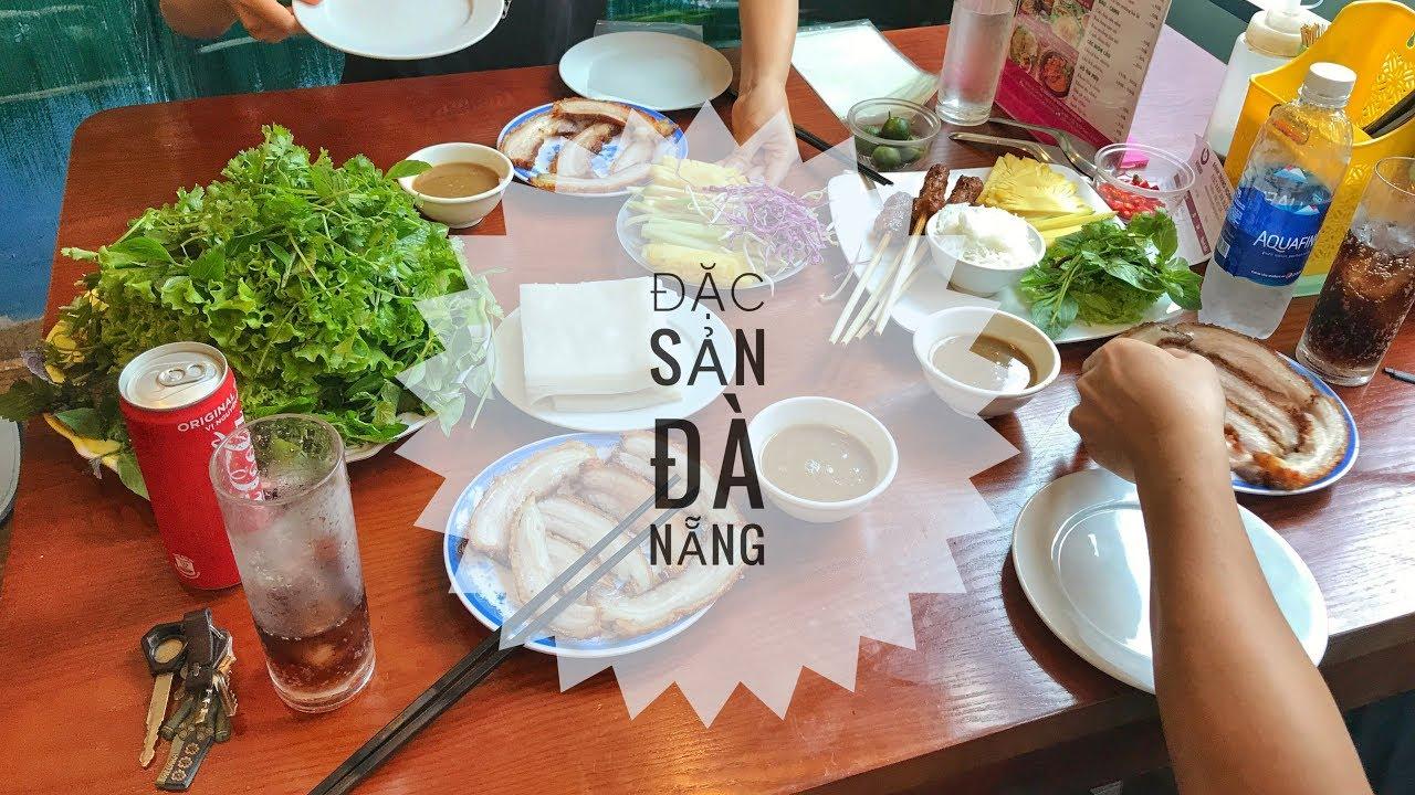 Bánh tráng cuốn thịt heo ngon nhất tại Hà Nội
