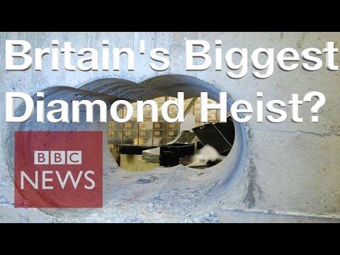 Hatton Garden Heist: The Inside Story - BBC News