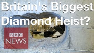 Hatton Garden Heist: The Inside Story - BBC News