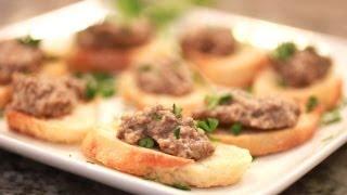 Mushroom Pate - Mushroom Duxelle Recipe