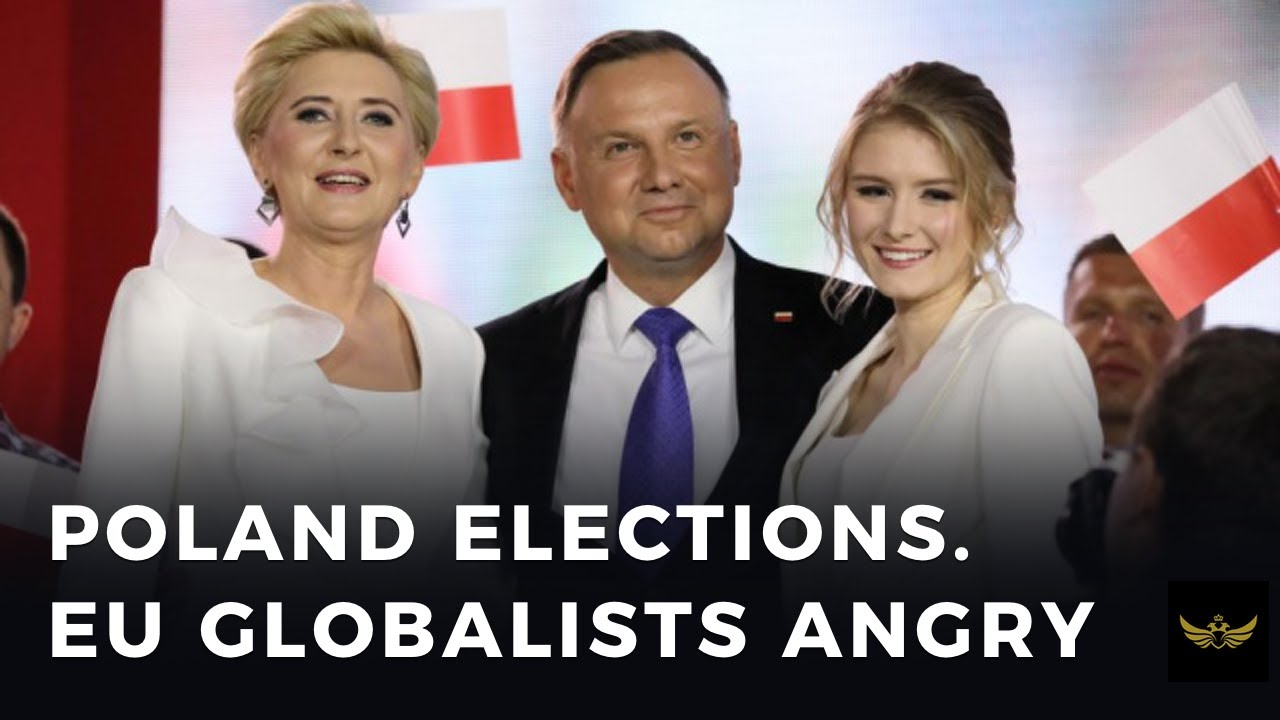 Poland elections. Duda wins. EU globalists angry.
