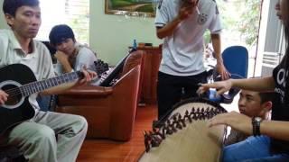 Guitar and More : Tình ca Tây Bắc -  Đàn Tranh ( Cover )