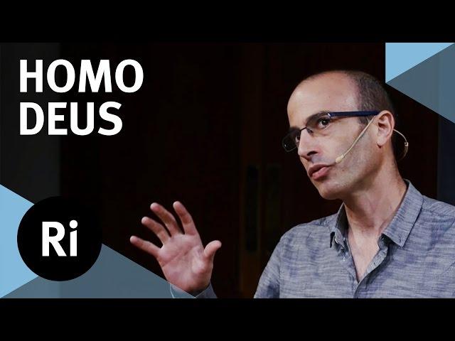 The Future of Humanity - with Yuval Noah Harari