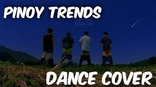 Gambar cover NEW PILIPINO TRENDS DANCE COVER compilation