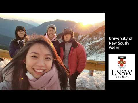 UNSW New Colombo Plan Trip to Taiwan (Summer 2017-2018)