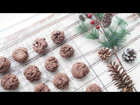 biscuits-double-chocolat-sans-lactose-&-sans-gluten-|-12-jours-de-noël