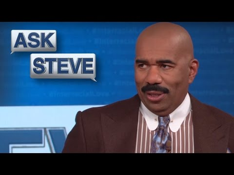 Ask Steve: You Don't Bring Tabasco To A Fish Fry!    STEVE HARVEY
