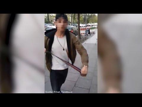Angriff in Berlin: Kippa tragender Jude wird mit Gürtel attackiert