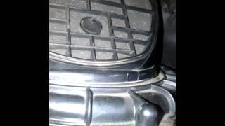 klapka vnitřní recirkulace vzduchu opel astra H