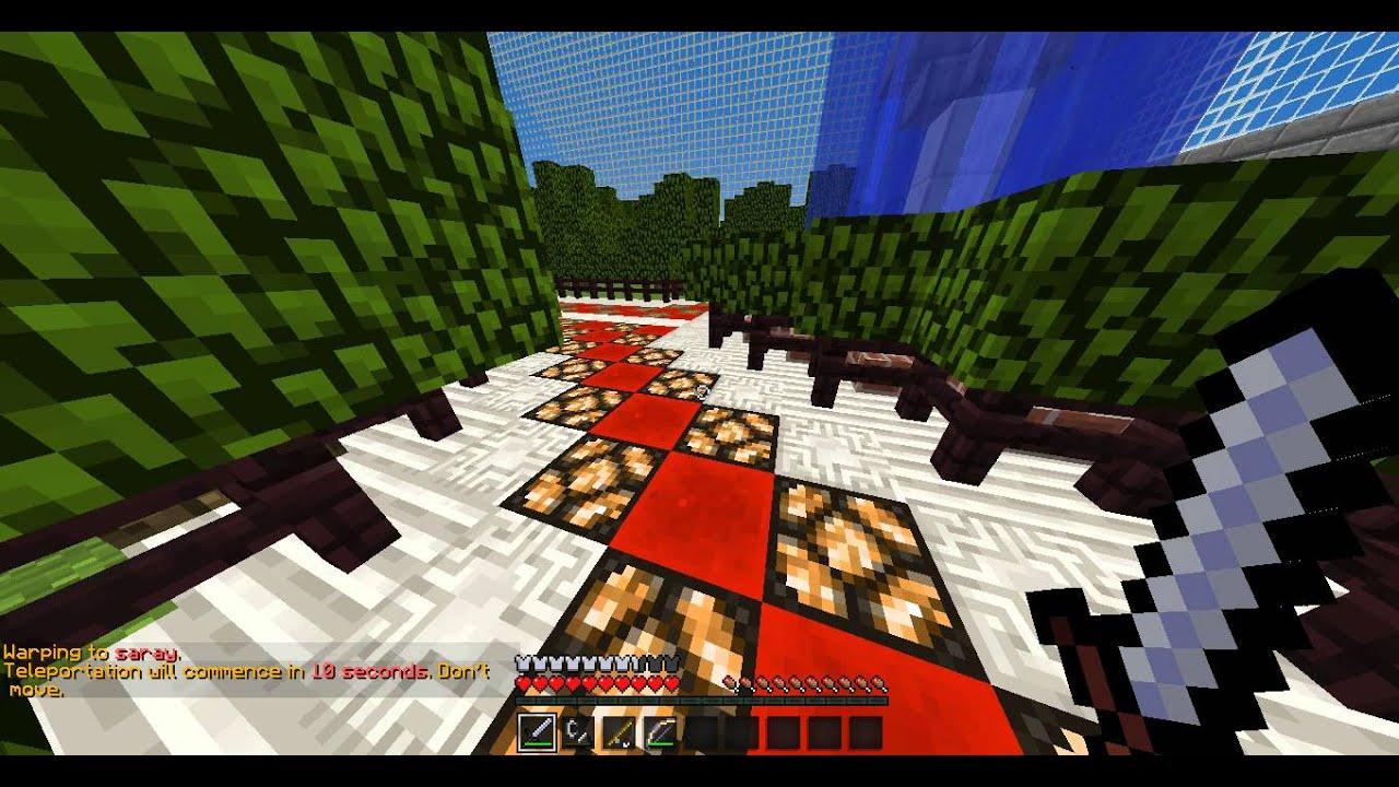 minecraft server tan t mlar b l m 1 youtube. Black Bedroom Furniture Sets. Home Design Ideas