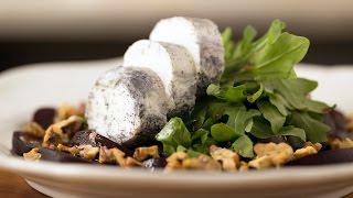 Салат со Cвеклой и Козьим Сыром || Простые и Быстрые Рецепты || FOOD TV
