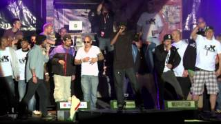 Afrob - ASD - Sneak Preview - Live @ HipHop Open 2012