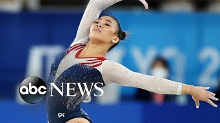 Sunisa Lee's Olympic gold win spotlights Hmong American pride   Nightline