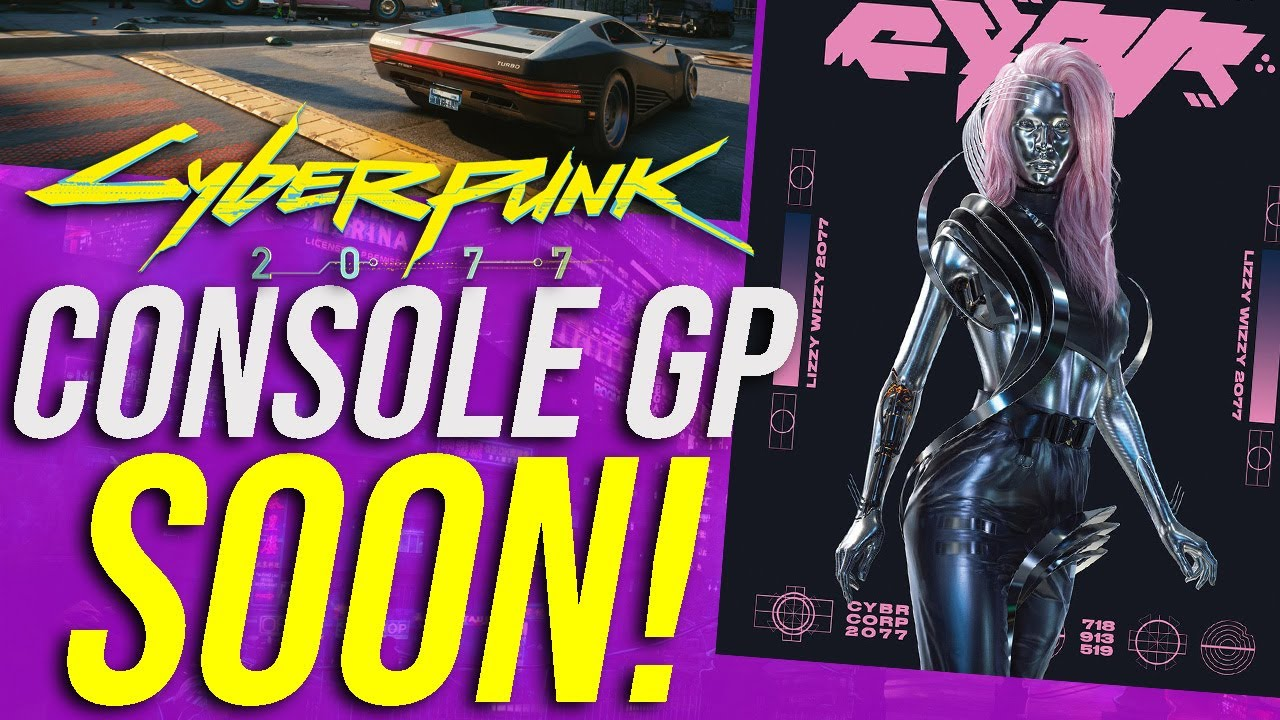 Cyberpunk 2077 News - Console Footage Soon, 45 Trophies, Lizzy Wizzy Redesign! thumbnail