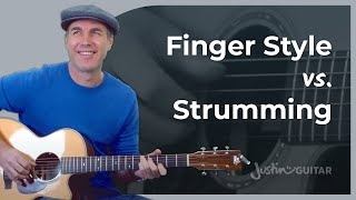 Strumming or Fingerstyle - Your Ultimate Guide | Guitar for Beginners
