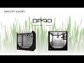How to set up Secret Jardin grow tent DP90 | Product Tutorial