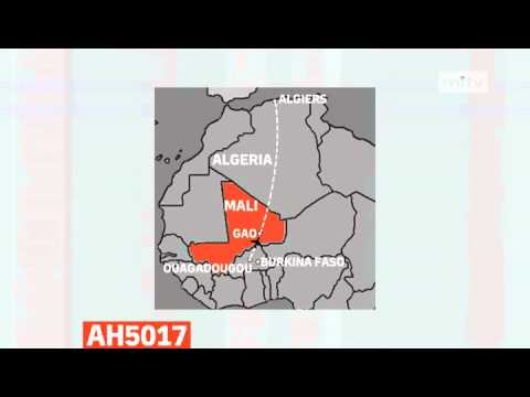 mitv - Wreckage of Air Algerie plane carrying 116 people found in Mali