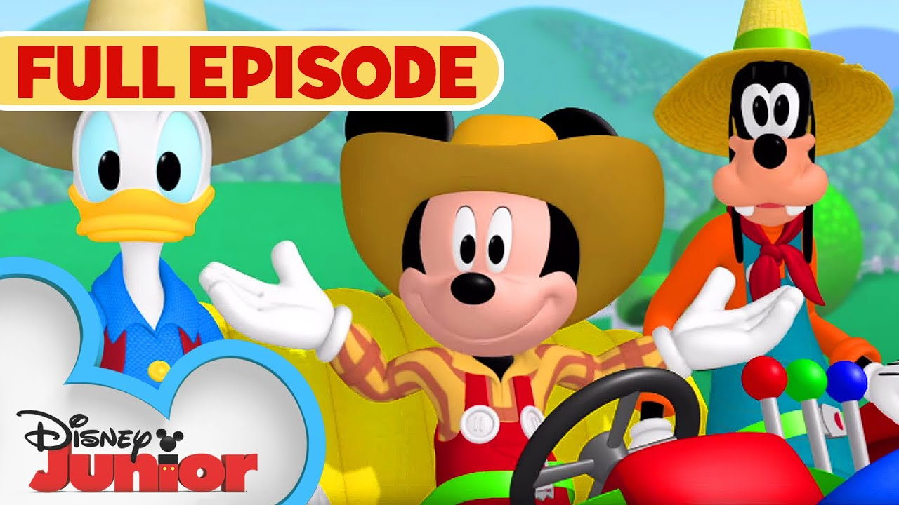 Download Mickey and Donald Have a Farm 🚜   S4 E1   Full Episode   Mickey Mouse Clubhouse   @Disney Junior