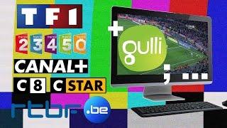 [TUTO]Enregistrer les replay et la TV en direct sur PC gratuitement
