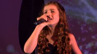 YOU LOST ME – CHRISTINA AGUILERA performed by CHIARA SMITH at TeenStar singing contest