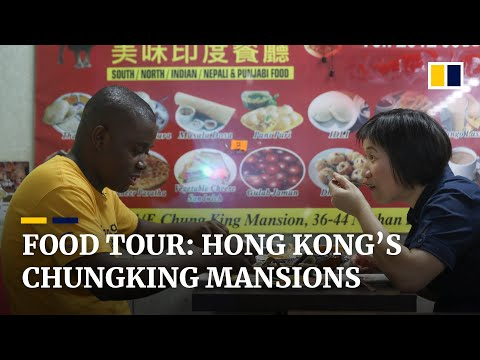 Where to eat in Chungking Mansions, Hong Kong's iconic building of diversity