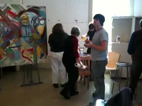 Collaborative Painting.MOV