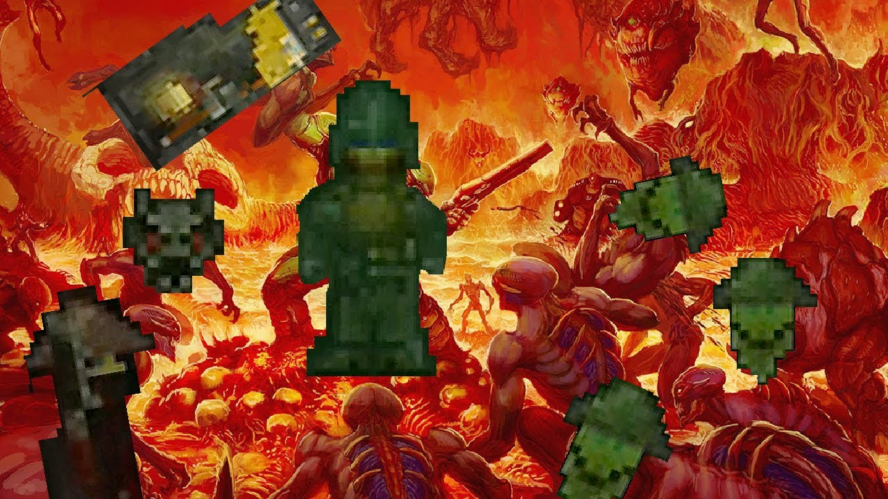 One-man mercenary army