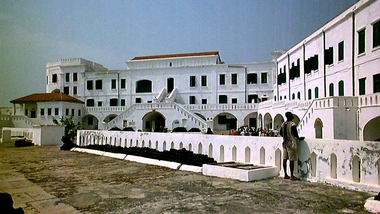 cape coast castle, ghana slave trade, things to do in cape coast