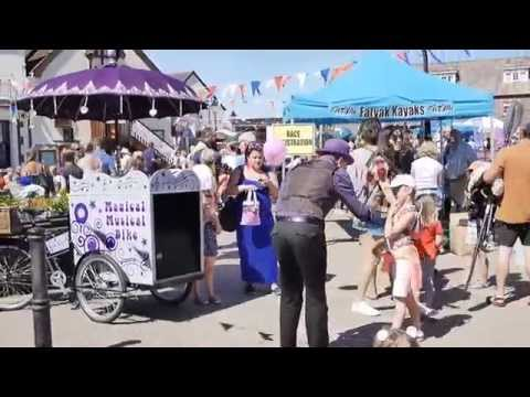 Minehead Harbour Fest & Raft Race