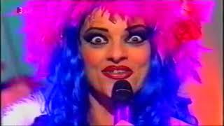 """NINA HAGEN 2006 """"Irgendwo auf der Welt"""" live NDR GERMAN TV"""