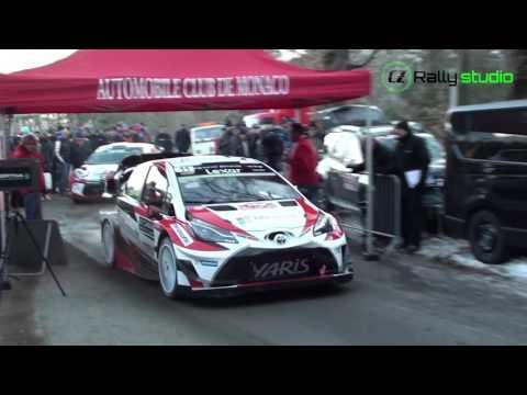 Rally Monte Carlo 2017 Shakedown