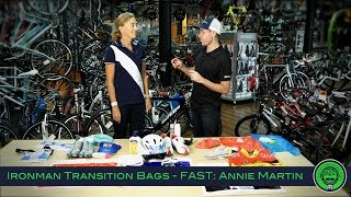 In this Expert Tips Episode, we talk to Annie Martin - 30 times Iro...