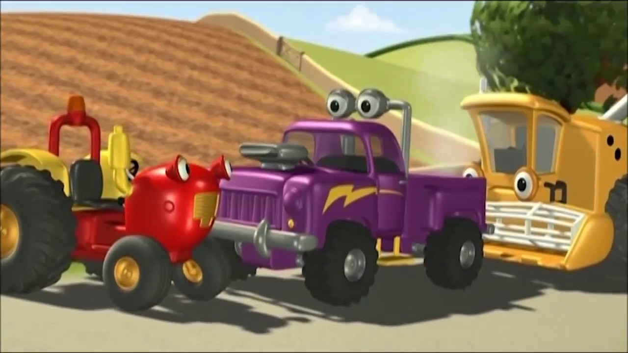 Tracteur tom compilation 7 fran ais youtube - You tube tracteur tom ...