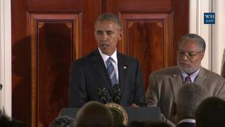 Obama At African American History Museum Reception- Full Speech