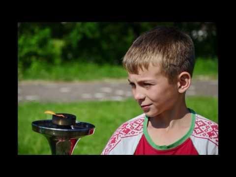 Peace Run in Belarus